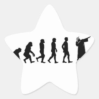 Class of 2017 star sticker