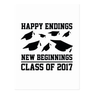 Class Of 2017 Teaching Postcard