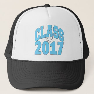 Class of 2017 trucker hat