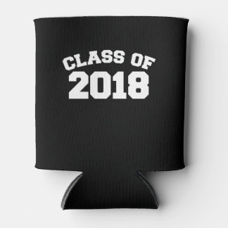 Class of 2018 can cooler