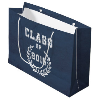 Class of 2018 large gift bag
