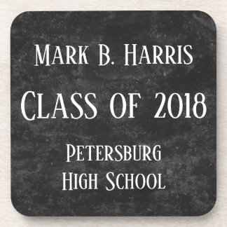 Class of 2018 Personalized coaster