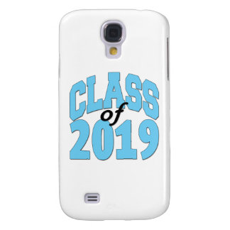 Class of 2019 blue samsung galaxy s4 cover