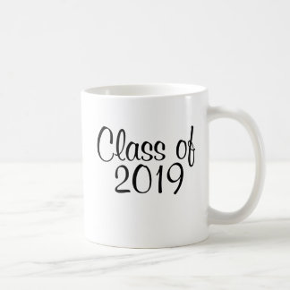 Class of 2019 coffee mugs