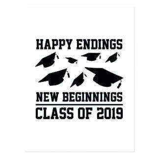 Class Of 2019 Postcard