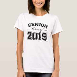 Class Of 2019 Senior T-Shirt