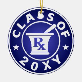 Class of 20?? Pharmacy Ceramic Ornament