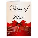 Class of 20xx cards