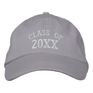 CLASS OF 20XX Embroidered Hat