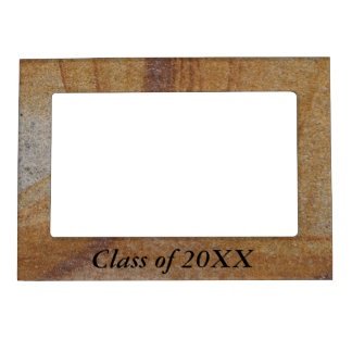 Class of 20XX magnetic frame - sandstone