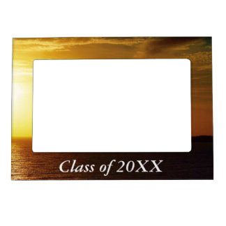 Class of 20XX magnetic frame - Sunrise