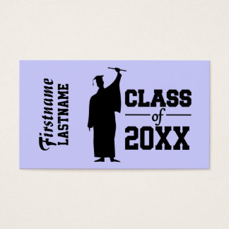 Class of ANY year custom business cards