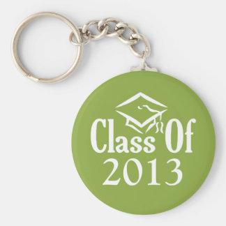 Class of ANY YEAR custom key chain
