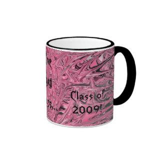 Class of ringer coffee mug