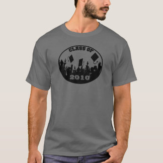 Class of T-shirt You Customize Year Font/Color