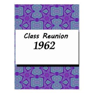Class Reunion 1962 Post Card