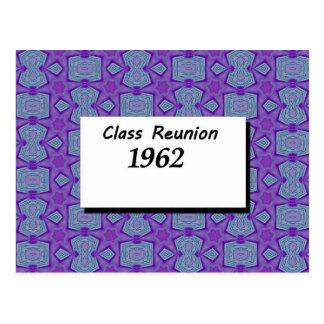 Class Reunion 1962 Postcard