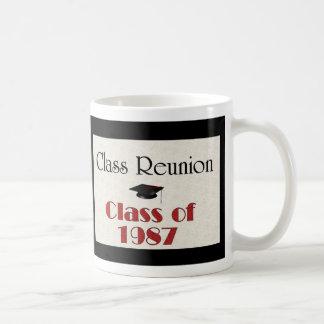 Class Reunion 1987 Mug