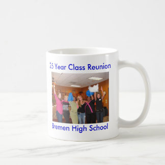 Class Reunion Souvenir Mug - Customized