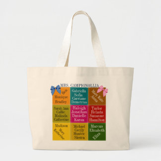 Class Teacher Thank You Tote - SRF
