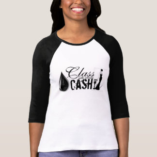 CLASS with Oilfield CASH Tshirt