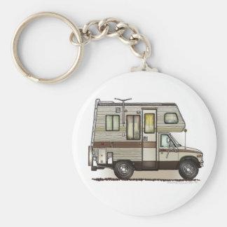 ClassC Camper RV Key Chains
