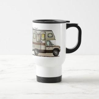 ClassC Camper RV Magnets Mug