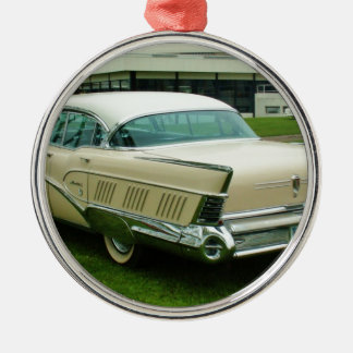 Classic 1958 Buick Limited. Metal Ornament