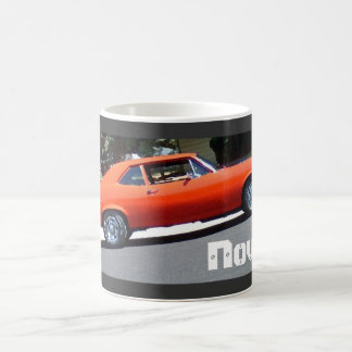 Classic 1972 Chevy Nova - Digital Art Mug