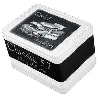 Classic 57 Bel Air Igloo Cooler