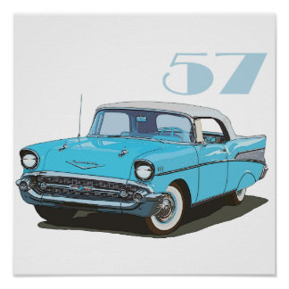 Classic 57 poster