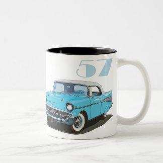 Classic 57 Two-Tone mug