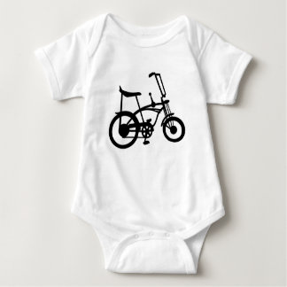 CLASSIC 60'S BIKE BICYLE SCHWINN STINGRAY BIKE BABY BODYSUIT