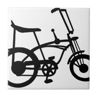 CLASSIC 60'S BIKE BICYLE SCHWINN STINGRAY BIKE CERAMIC TILE