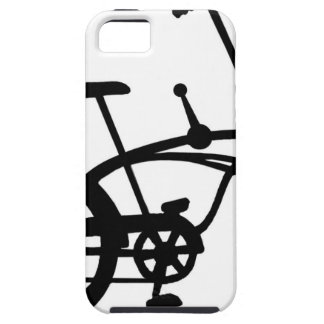CLASSIC 60'S BIKE BICYLE SCHWINN STINGRAY BIKE iPhone 5 COVER
