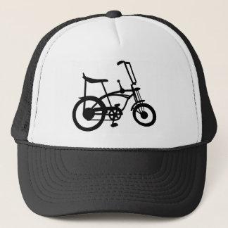 CLASSIC 60'S BIKE BICYLE SCHWINN STINGRAY BIKE TRUCKER HAT