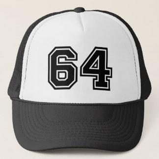 Classic 64 trucker hat