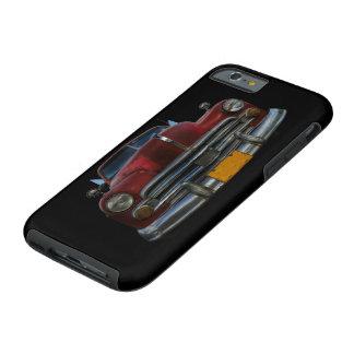 Classic American car in Vinales, Cuba Tough iPhone 6 Case