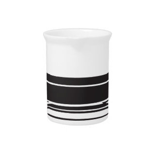 Classic American Charger Beverage Pitcher