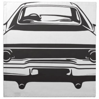 Classic American Charger Napkin