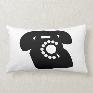 Classic Antique Telephone Pillow