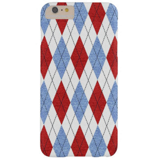 Classic Argyle Barely There iPhone 6 Plus Case