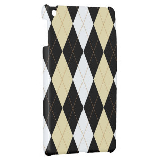 Classic Argyle iPad Mini Covers
