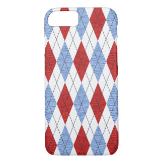Classic Argyle iPhone 8/7 Case