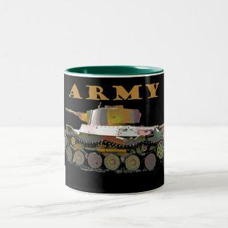 Classic Army Tanker Coffee Mug