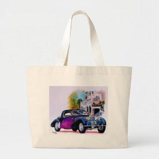 Classic Atalante Car Jumbo Tote Bag