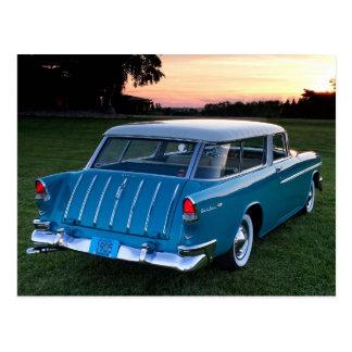 Classic Automobile Postcard