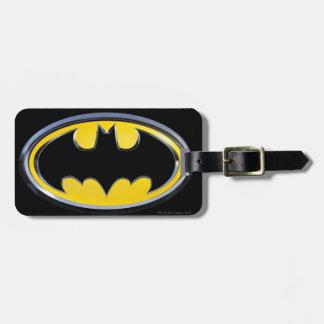 Classic Batman Logo Bag Tag
