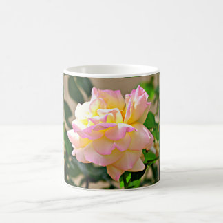 Classic Beauty Rose Coffee Cup