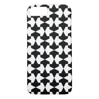 Classic Black and White Mamluks Pattern iPhone 7 Case